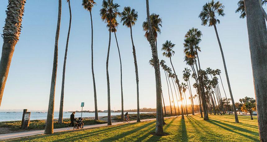 Three Days in Santa Barbara