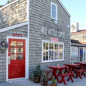 Red Kettle Coffee Summerland