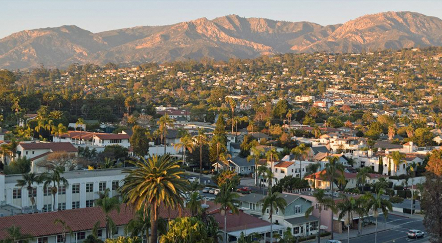 Santa Barbara is One of the Best Places to Visit in April, According to Travel + Leisure