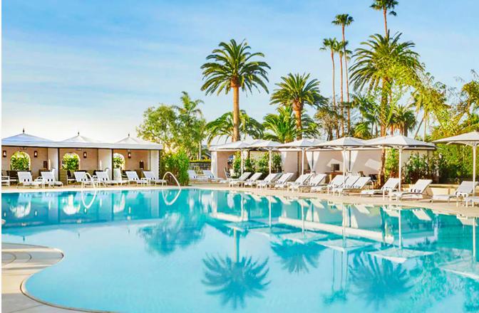 Miramar Hotel - Pool