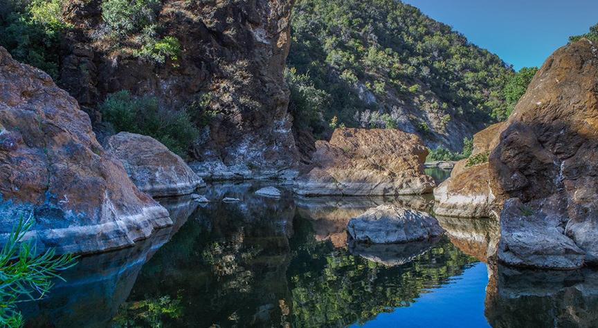 Seven Secret (and Not So Secret) Santa Barbara Swimming Spots