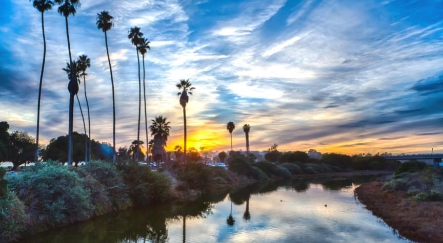 Three Days In Goleta, California