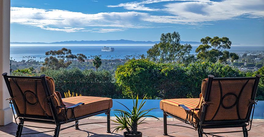 Santa Barbara #1 on WSJ/Realtor.com Luxury Emerging Housing Markets Index List