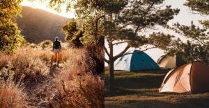 Hike Camping